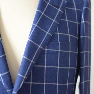FRANCESCO SMALTO jacket - Au Drôle de Zèbre