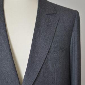 FRANCESCO SMALTO bespoke jacket - Au Drôle de Zèbre