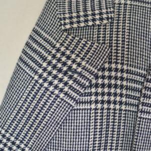 CLAUDE ROUSSEAU bespoke cashmere coat - Au Drôle de Zèbre