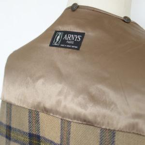 ARNYS wool removable lining - Au Drôle de Zèbre