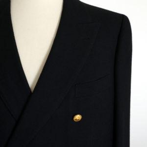 CLAUDE ROUSSEAU bespoke jacket - Au Drôle de Zèbre