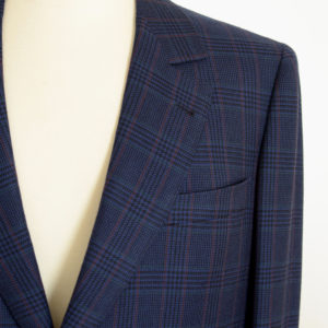 BRANO bespoke jacket - Au Drôle de Zèbre