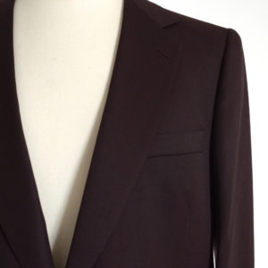 CIFONELLI bespoke jacket - Au Drôle de Zèbre
