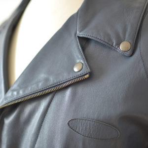 QUAI DE VALMY perfecto jacket - Au Drôle de Zèbre