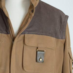 HOLLAND & HOLLAND jacket - Au Drôle de Zèbre